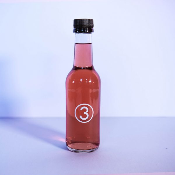Strawberry & Lemon Basil Bulldog Gin (250ml)